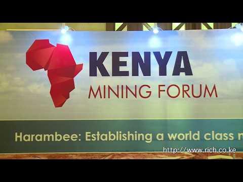 Kenya Mining Forum, Financial Markets by Aly-Khan Satchu @AlyKhanSatchu,  @kenyaminingfor