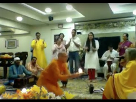 Live Mumbai musical event broadcast