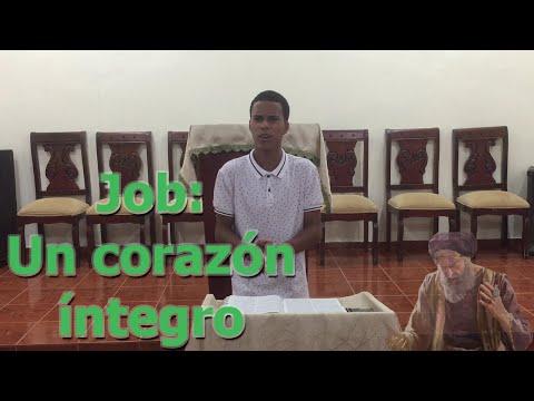 Job: Un Corazón Íntegro | Jóvenes de Cristo