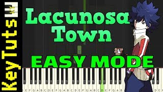 Learn to Play Lacunosa Town from Pokemon Black and White - Easy Mode