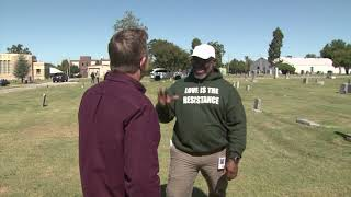 Tulsa Race Massacre Mass Grave Radar Search