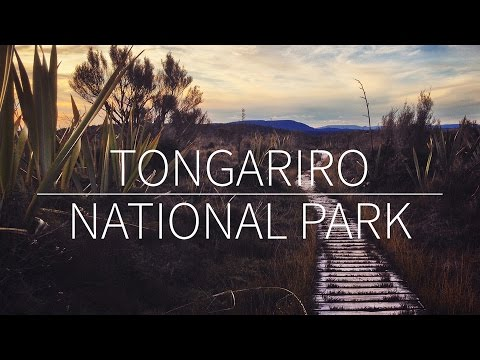 TONGARIRO NATIONAL PARK SUNRISE - Travel New Zealand - Vlog #53