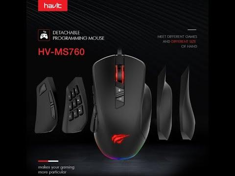 HAVIT HV-MS760 мышь со сменными кнопками