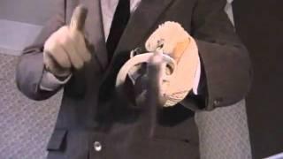 Slag! Solution apartment scene starring Charles Wynford Lodge