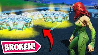*NEW* UNLIMITED ITEMS TRICK!! (BROKEN) - Fortnite Funny Fails and WTF Moments! #1149