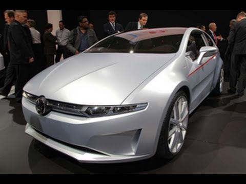 ItalDesign Giugiaro Volkswagen Tex and Go Concepts @ 2011 Geneva Auto Show