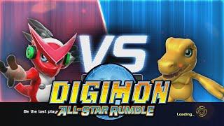 Digimon ASR: Shoutmon VS Agumon (Duels)