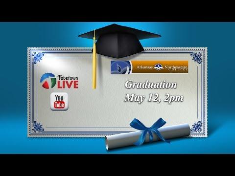 Arkansas Northeastern College Graduation