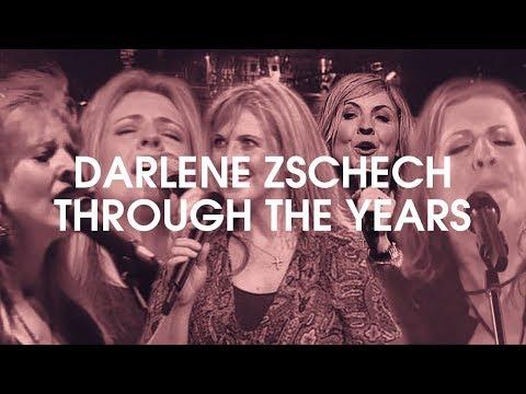 Darlene Zschech Through the Years