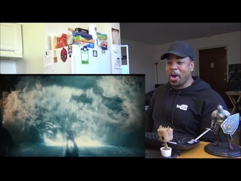UNITE THE LEAGUE – AQUAMAN - REACTION!!!
