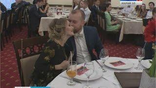 Свадебную  премию «Wedding Stars» впервые вручили в Йошкар-Оле - Вести Марий Эл