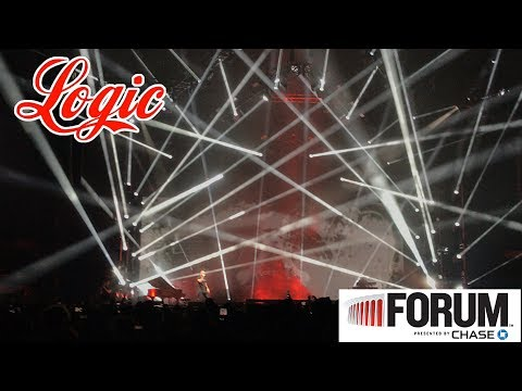 Logic live (The Forum) - Bobby Tarantino vs Everybody Tour 2018