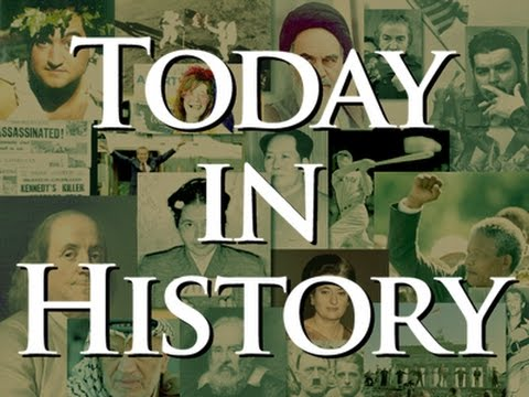 Today in History for November 28th