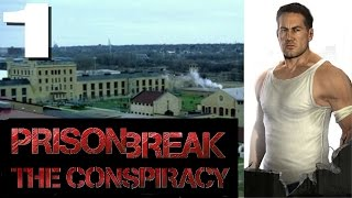 Prison Break: The Conspiracy - #1 - Chapter 1: Solve The Mystery 1/2
