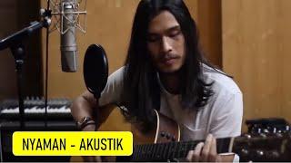 Virzha - Nyaman (Video Acoustic)