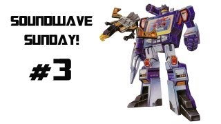 soundwave sunday episode 3 bumblebee s voice tf prime characters foc customization