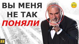 Меладзе отреагировал на попадание в рейтинг «нежелательных» артистов для «голубых огоньков»