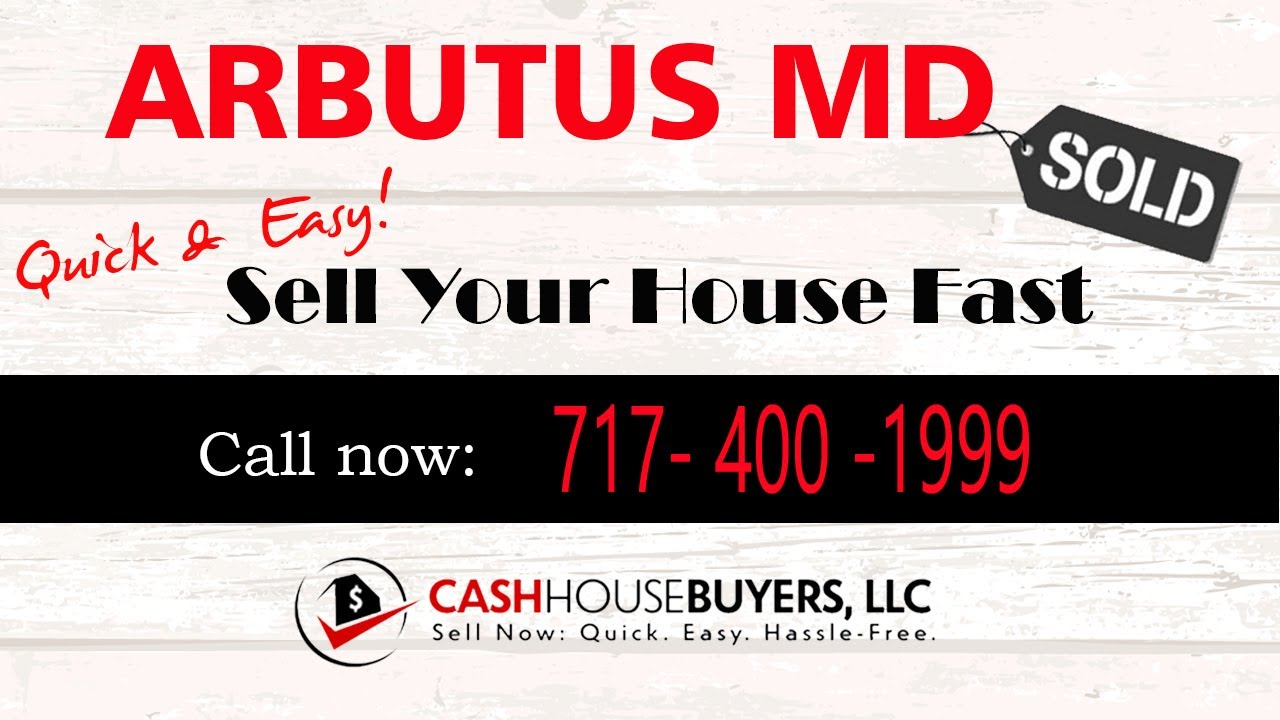 HOW IT WORKS   We Buy Houses Arbutus MD   CALL 717 400 1999   Sell Your House Fast Arbutus MD