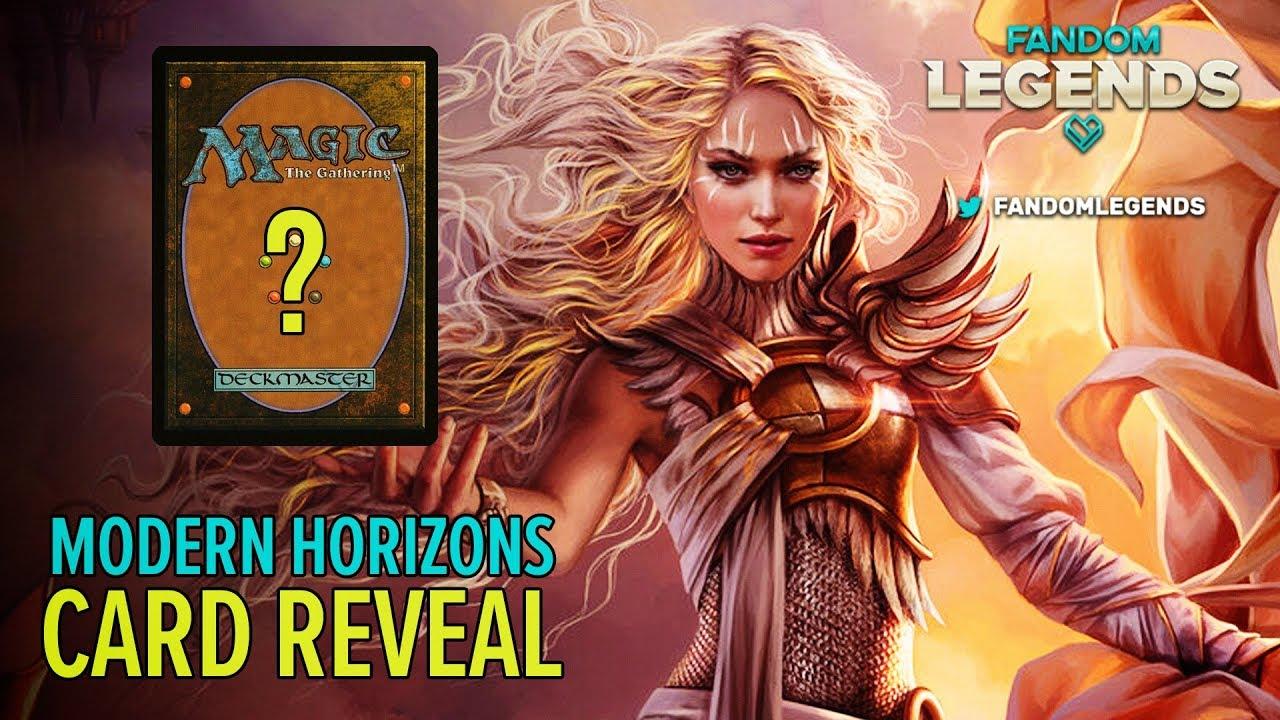 Modern Horizons Card Reveal - Magic: The Gathering Arena