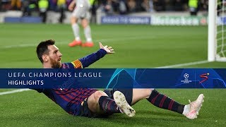 UEFA Champions League | Barcelona vs Liverpool | Highlights
