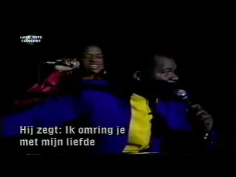 """BeBe and CeCe Winans--""""Lost Without You""""--(LIVE ) in Holland"""