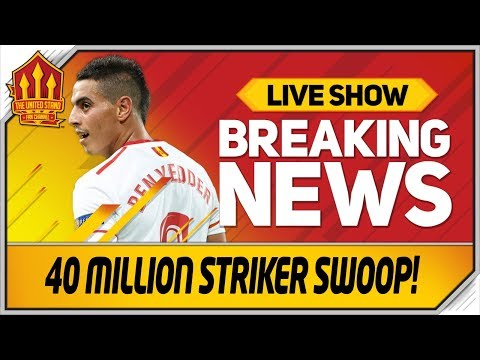 Solskjaer's Shock Transfer Swoop! Man Utd Transfer News