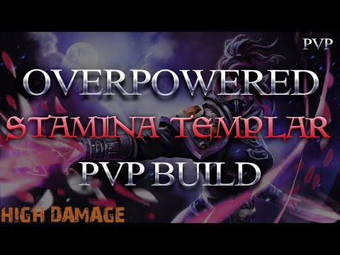 Eso Stamina Templar Pvp Build + Gameplay - Scalebreaker - ANews