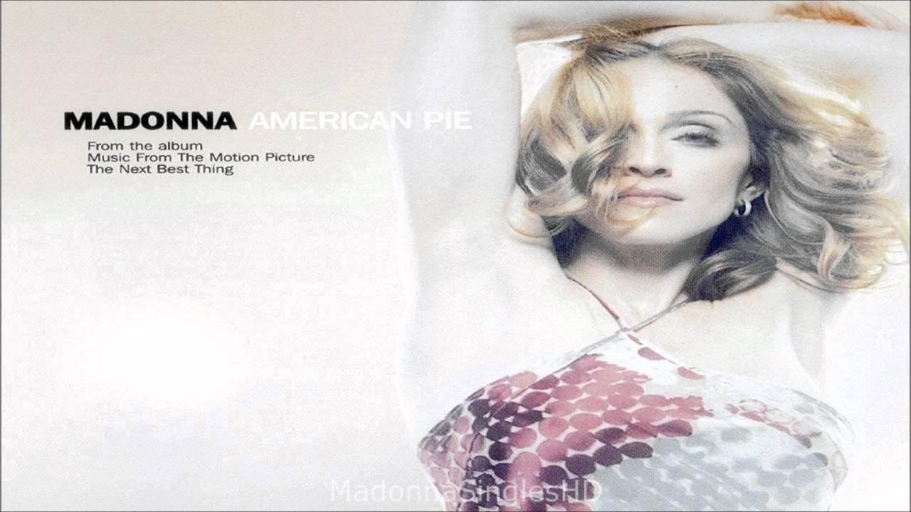 Madonna - American Pie (Richard 'Humpty' Vission Radio Mix)