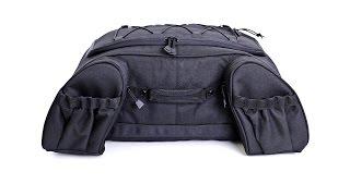 Momentum Hitchhiker Trunk Rack Bag by Kuryakyn