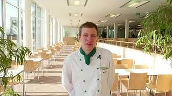 Martin Strigl zur Speisenplanung