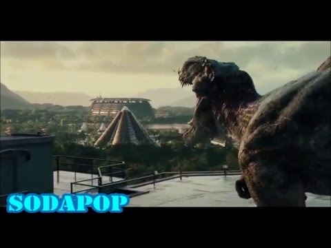 Jurassic World - Get Out Alive