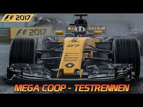 Das Rennen | F1 2017 [HD] [GER] Sao Paulo - Mega Coop Testrennen