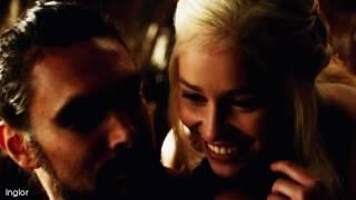 Drogo & Daenerys   My sun and stars.