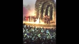 Sümeyye Erdoğan ve Selçuk Bayraktar Çiftinin Düğün (Nikah) Görüntüleri