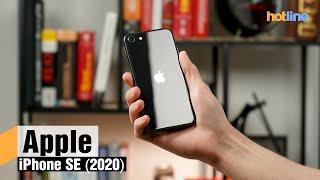 Apple iPhone SE 2020 — обзор смартфона