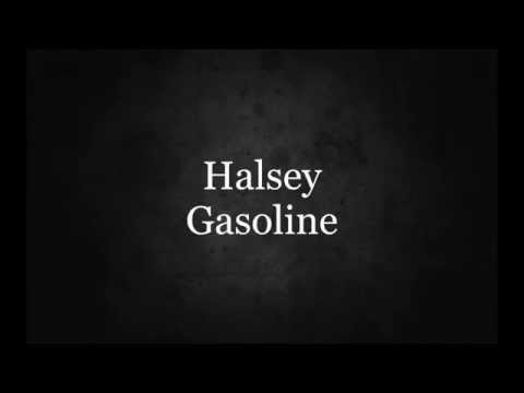 Halsey--Gasoline Lyrics