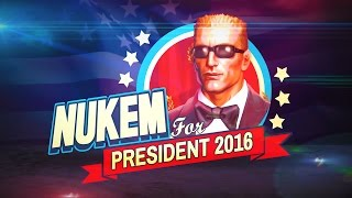 Duke Nukem 3D World Tour Presidential Trailer