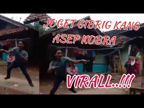 VIRALL...!!! Joget Gibrig Kang Asep Kobra - Duda Araban