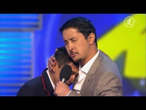 КВН Азия Микс - 2014 Высшая лига Вторая 18 Приветствие