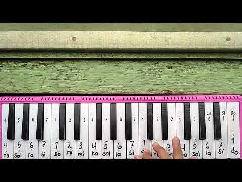 Lagu indonesia tetap merdeka pakai pianika