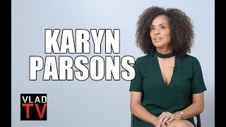 Karyn Parsons on Doing Major Payne w/ Orlando Brown, Reacts to the New Orlando (Part  5)