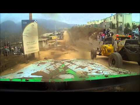 "BAJA 1000 HARDCORE #1 ""seat time"" with WINNER Justin Davis 2011"