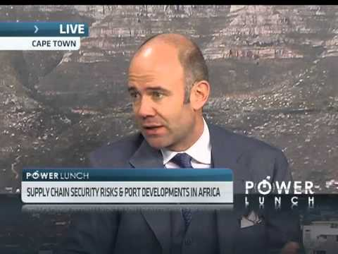 Supply chain security and Port developments in Africa