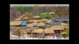 良洞村 in 韓国  慶州 2013.04.09