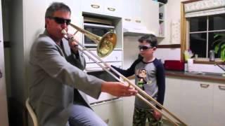 When mama isn`t home vs Martin Garrix-Animals [KulaMonster remix mushup]