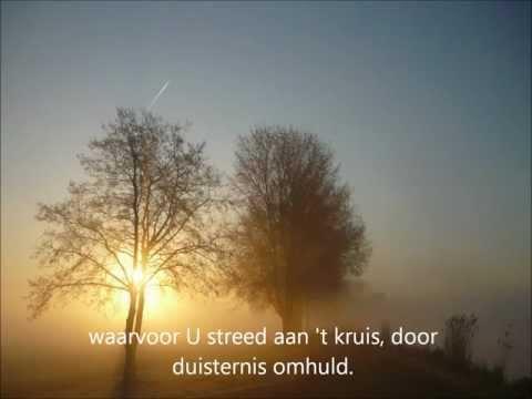 In D'ongestoorde Rust. Geestelijke Liederen Nr 192