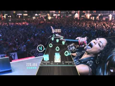 Love Bites (So Do I) - Halestorm - Guitar Hero Live 100% FC # 6
