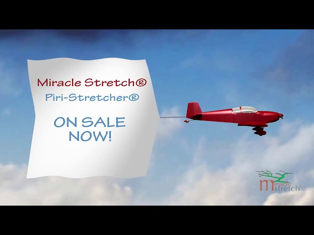 Sale Ends Soon - Get your Miracle Stretch® Today!