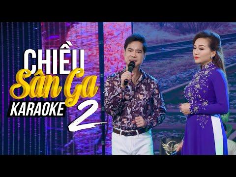CHIỀU SÂN GA 2 - Thảo Trang ft