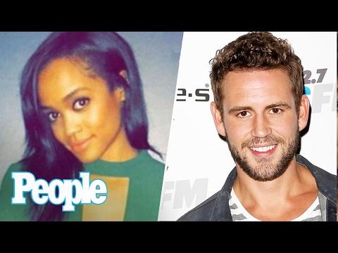 Nick Viall, Caila Quinn & Olivia Caridi On Rachel Lindsay As New Bachelorette | People NOW | People